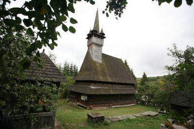 (cod 3108) Biserica de lemn din Budești – Josani