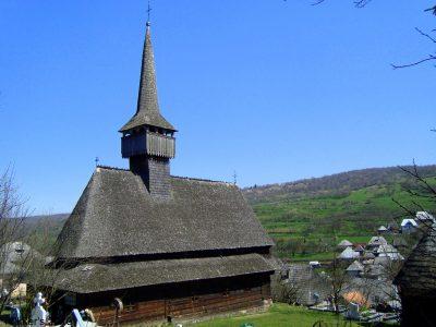 (cod 3109) Biserica de lemn din Budești Susani