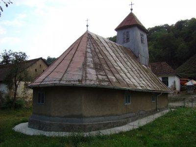 (cod 2430) Biserica de lemn din Călina
