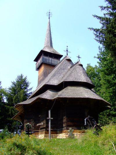 (cod 3111) Biserica de lemn din Călinești – Susani