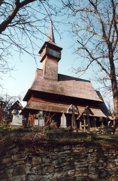 (cod 3114) Biserica de lemn din Ieud Deal