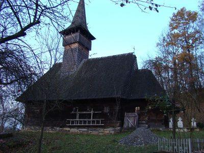 (cod 3115) Biserica de lemn din Mănăstirea – Giulești