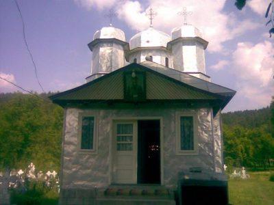 (cod 3635) Biserica de lemn din Spulber