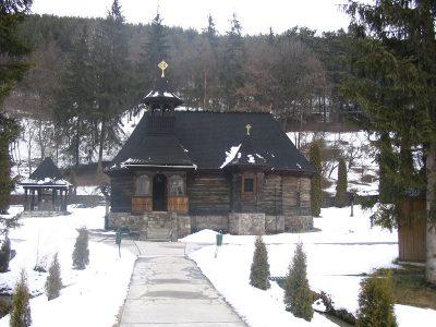 (cod 2792) Biserica de lemn din Toplița