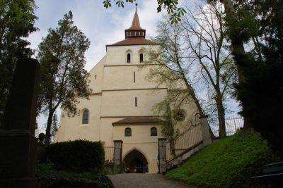 (cod 5902) Biserica din deal Sighisoara