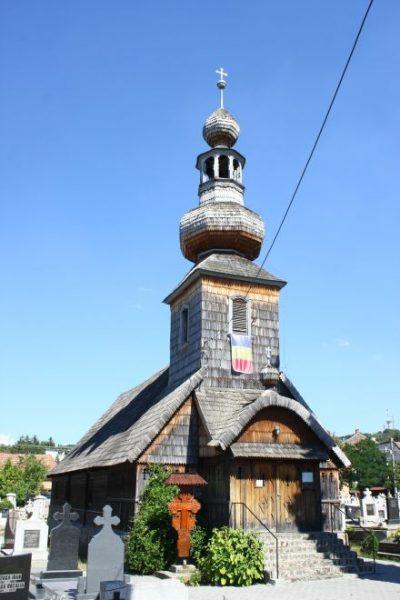 (cod 5901) Biserica din lemn – Târgu Mureș