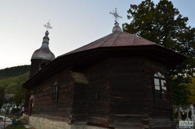 (COD 5439) Biserica domnească Cuvioasa Parascheva, Târgu Ocna