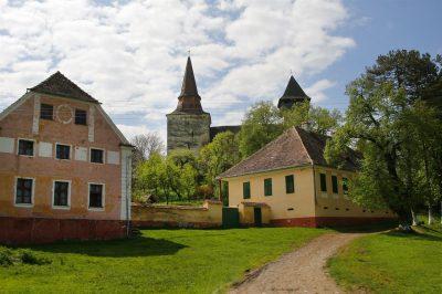 (cod 3835) Biserica fortificată de la Movile