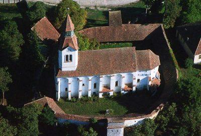 (COD 3335)  Biserica fortificată din Bunești
