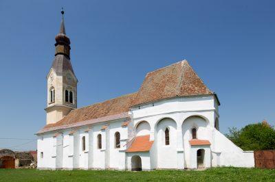 (COD 3367) Biserica fortificata, Dacia