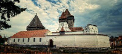 (COD 3369) Biserica fortificata, Homorod