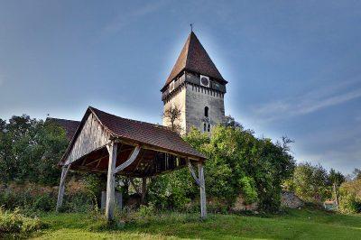 (COD 3343) Biserica fortificata, Toarcla