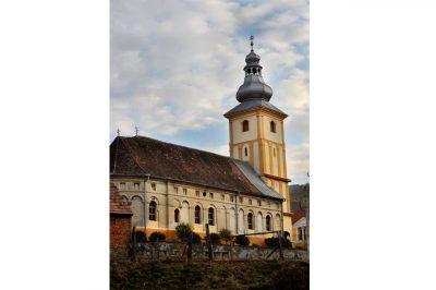 (cod 3810) Biserica ortodoxă localitatea Rășinari