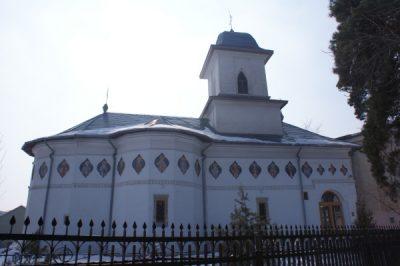 "(cod 3608) Biserica ""Adormirea Maicii Domnului""-Donie"