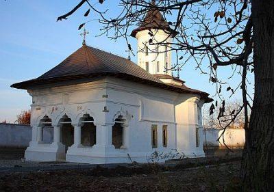 """(cod 3610) Biserica """"Adormirea Maicii Domnului"""" din comuna Bordești"""