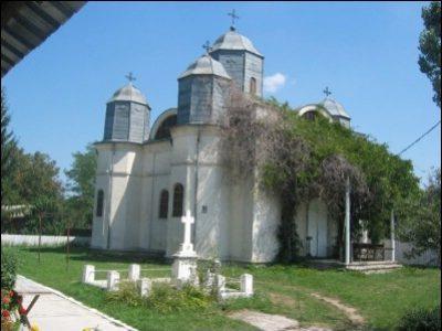 "(cod 3647) Biserica ""Sfânta Ecaterina"" din comuna Milcovul"