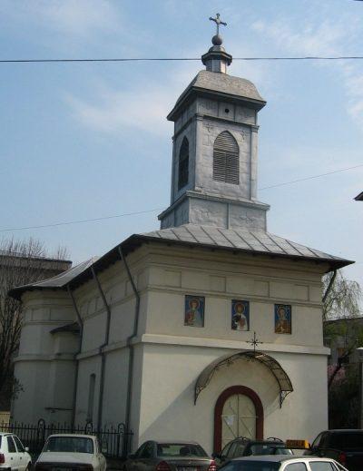 "(cod 3648) Biserica ""Sfântul Dumitru"" Focșani"