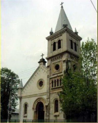 (cod 3706) Biserica romano-catolică Sfântul Anton de Padova, Câmpina