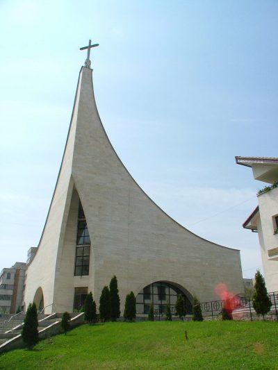 (COD 2009) – Biserica romano-catolica Sf. Tereza Iasi