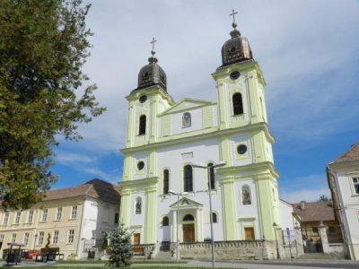 (cod 4827) Biserica veche greco-catolică Sfânta Treime