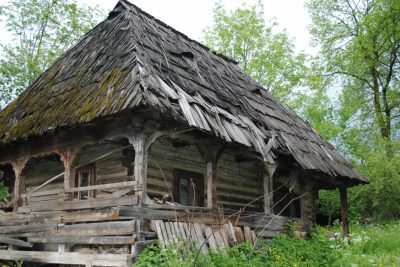 (cod 3134) Breb, comuna Ocna Șugatag