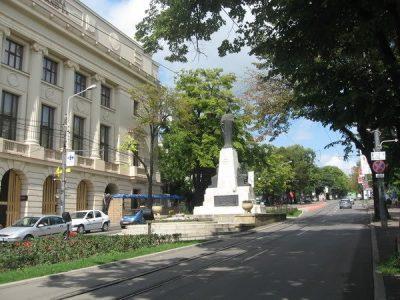 (COD 2020) – Bulevardul Carol I Iasi
