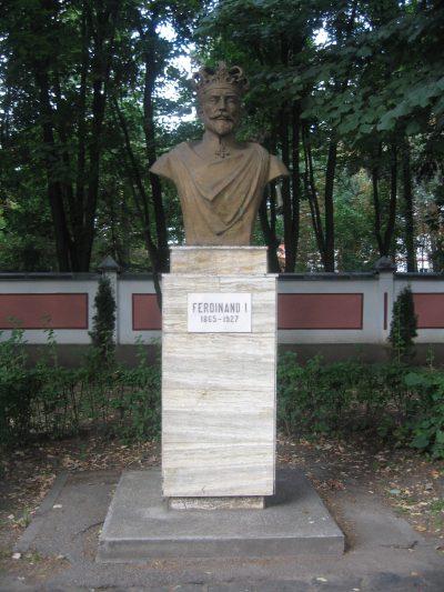 (COD 2154) – Bustul Ferdinand Iasi