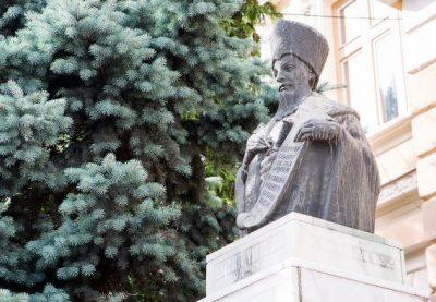 (cod 5308) Bustul lui Ienăchiță Văcărescu