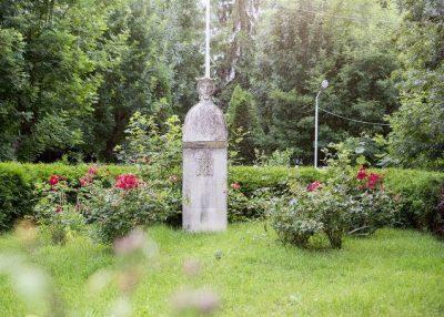 (cod 5309) Bustul lui Mircea cel Bătrân, Târgoviște