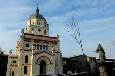 (cod 4084) Capela Azilului Elena Doamna
