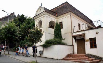 (cod 5912)  Casa Călăului din Târgu Mureş
