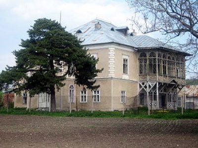 (cod 2746) Casa Cantacuzino de la Șerbești