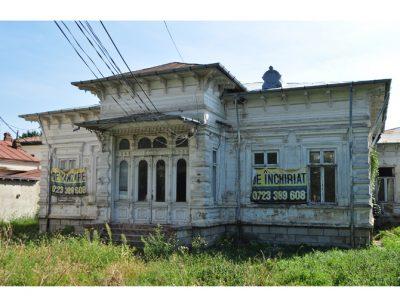 (cod 3699) Casa Chiriţescu din Focșani