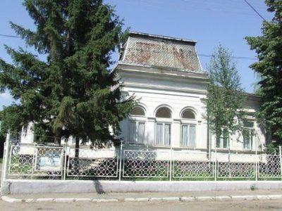 (cod 4200) Casa Cureţeanu din Odobeşti