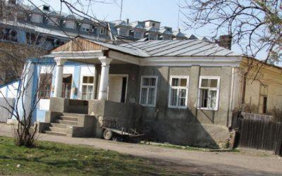 (cod 4204) Casa Longinescu din Focșani