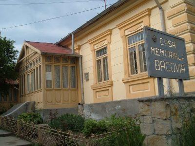 (COD 5427) Casa Memorială George Bacovia