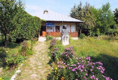 (cod 4703)  Casa Memorială Vasile Voiculescu