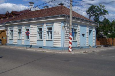 (cod 3139) Casa Memoriala Elie Wiesel, Sighetu Marmației