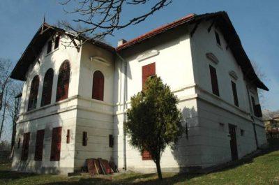 (cod 3140) Casa Memoriala George Pop de Băsești