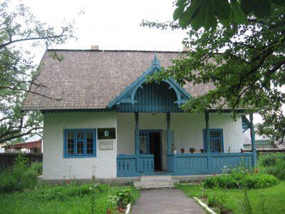 (COD 3032) – Casa Memoriala Nicolae Labis Suceava