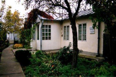 (COD 2033) – Casa Memoriala Otilia Cazimir Iasi