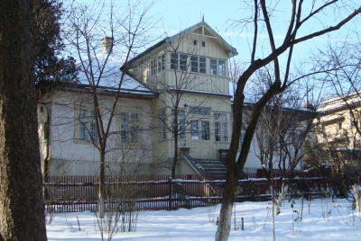(COD 3019) – Casa Memoriala Simion Florea Marian Suceava