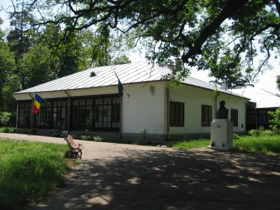 (COD 2034) – Casa Memoriala Vasile Alecsandri Iasi