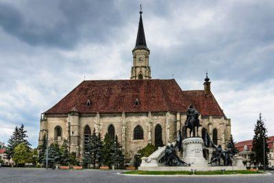 (cod 4838) Casa Parohiei Romano-catolice Sfântul Mihail