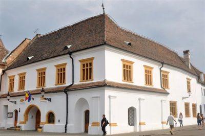 (cod 3881) Casa Schuller localitatea Mediaș