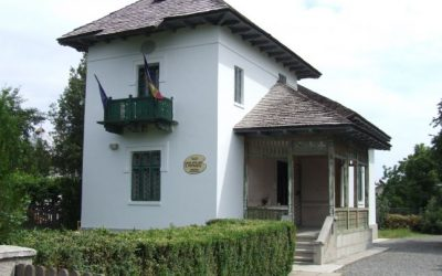 (cod 5313) Casa atelier Gheorghe Petrașcu