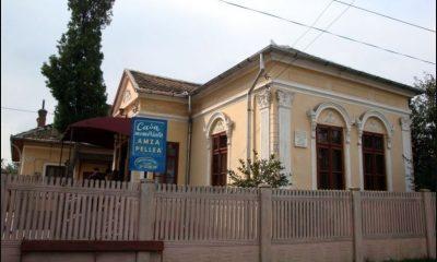 (cod 5523)  Casa memorială Amza Pellea, Băilești