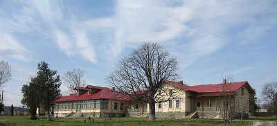 (cod 6317) Casa memorială Emil Racovița, comuna Dănești
