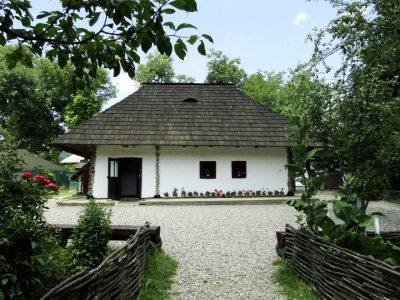 (cod 2709) Casa memorială Ion Creangă Humulești