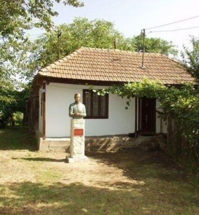 (COD 5401) Casa  memorială Martin Benedict, Gălbeni